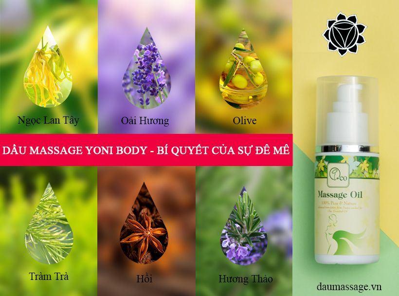 Độ tuổi nào nên dùng dầu massage yoni