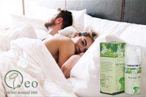 Tinh dầu massage Yoni Oleo- Món quà từ thiên nhiên